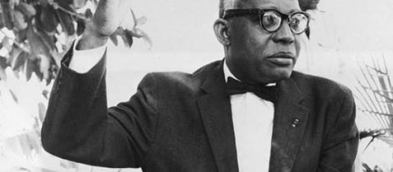 "Francois Duvalier ""Papa Doc"""